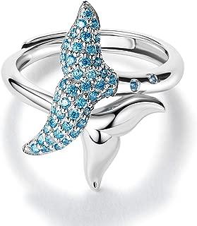 Best mermaid sapphire ring Reviews