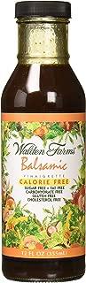 Walden Farms Balsamic Vinaigrette 12 Fl Oz Set Of 2