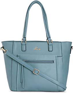 Lavie Spring/Summer 20 Women's Tote Bag (P Blue)