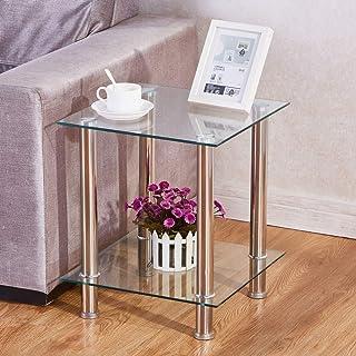 Amazon.it: tavolini cristallo salotto