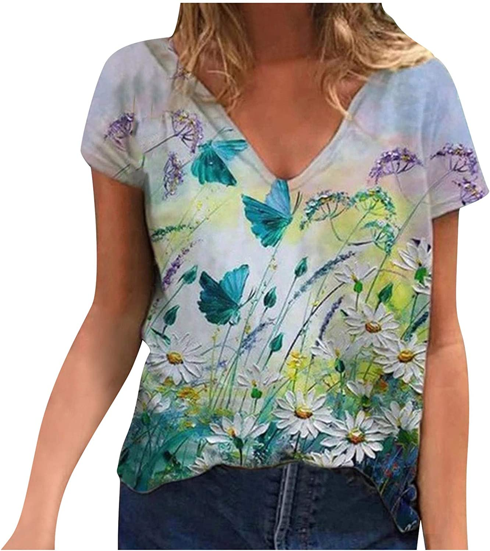 Cute Shirts for Teen Girls Crop Top Womens Vintage Queen Shirt Summer Cute Short Sleeve Casual Graphic Tees White