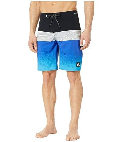Quiksilver Highline Hold Down 20 Boardshorts (Dazzling Blue) Men
