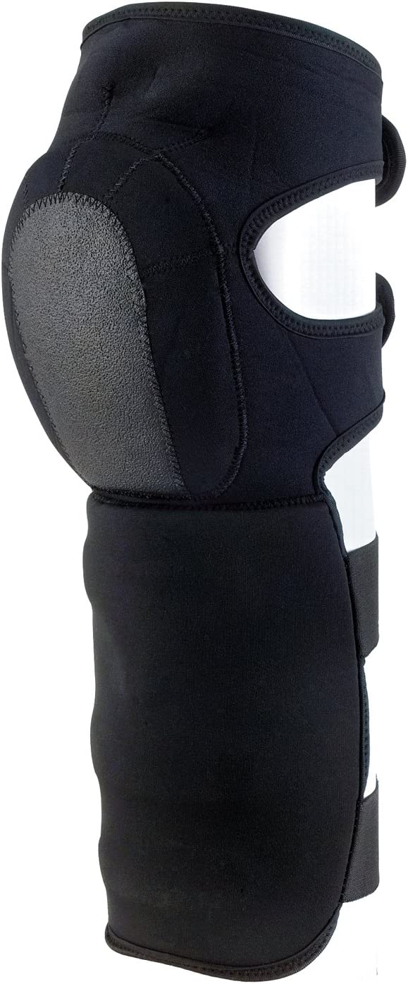 Today's only Under blast sales Rothco Neoprene Shin Black Guards