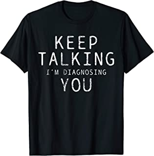 Psychology T-Shirt Psychologist Tshirt Student Tee Gift