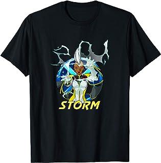 Marvel X-Men Storm Action Portrait T-Shirt