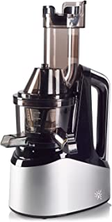JR Ultra 8000 S2 Whole Slow Juicer, 37 rpm, 2 hour runtime, smoothies, sorbet, nut milk