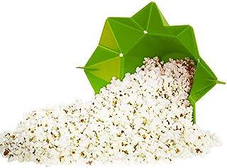Microondas de silicona Máquina para hacer palomitas Popcorn