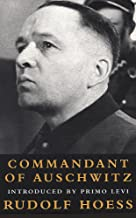 Commandant of Auschwitz : The Autobiography of Rudolf Hoess