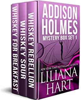 The Addison Holmes Mystery Box Set 1: Whiskey Rebellion, Whiskey Sour, Whiskey For Breakfast (Addison Holmes Mysteries Book 0)