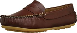 Elephantito Boys' Alex Driver Driving Style Loafer