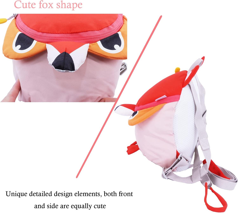 Anti-Lost Backpacks for Toddler Kids with Leash Preschool Bag 1-4 Years