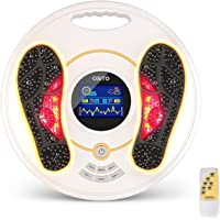 Osito EMS Foot Circulation Device with 25 different Stimulating Patterns & 1-99 Electrical Muscle Stimulation
