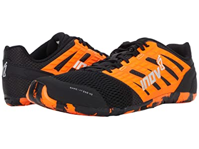 inov-8 Bare-XF 210 V2 (Black/Orange) Men
