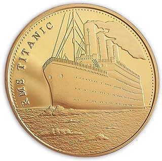 Commemorative Titanic Coin 100 Year Anniversary Commemorative Titanic Voyage Coins