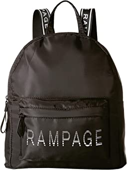 Midi Backpack with Branded Screen Print