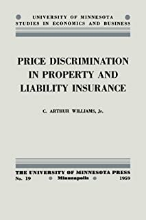 Price Discrimination in Property and Liability Insurance