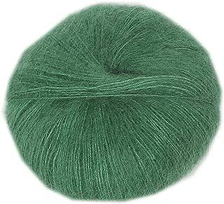 24 25g/Ball Thin Yarn Plush Fine Crochet Hand Knitting Yarn