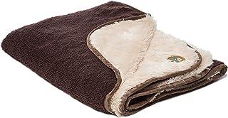 Gor Mascotas nórdico Manta para Perro, Grande, Color marrón