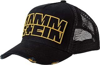 Rammstein Trucker Cap Gold, Offizielles Band Merchandise