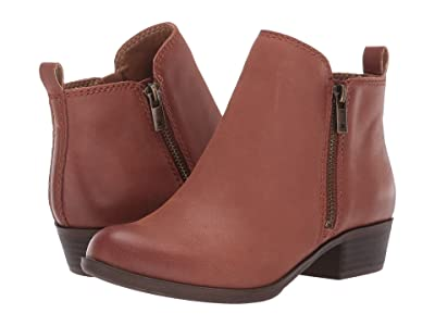 Lucky Brand Kids Basel (Little Kid/Big Kid) (Toffee 3) Girls Shoes