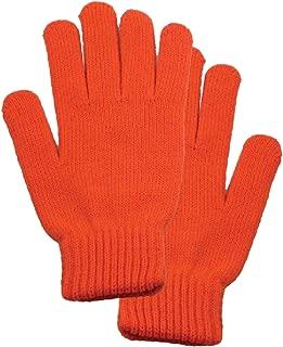 Men/Women's Winter Knit Solid Color Gloves