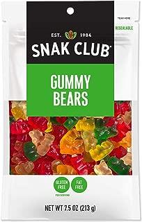 Best snak club gummy bears Reviews