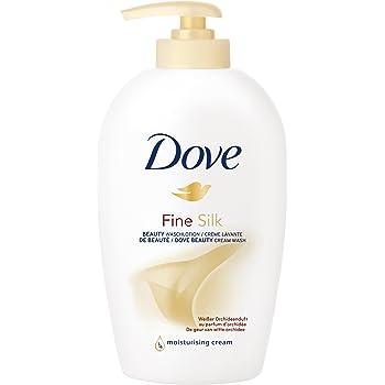 Dove - Waschlotion feine seid, crema limpiadora, dispensador de ...
