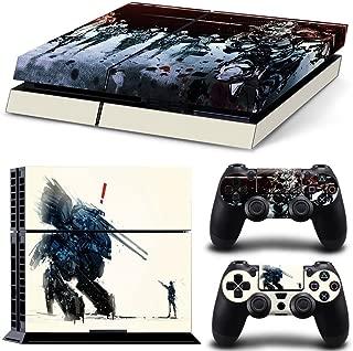 EBTY-Dreams Inc. - Sony Playstation 4 Original (PS4 Original) - Metal Gear Solid V Venom Snake Video Game Vinyl Skin Sticker Decal Protector