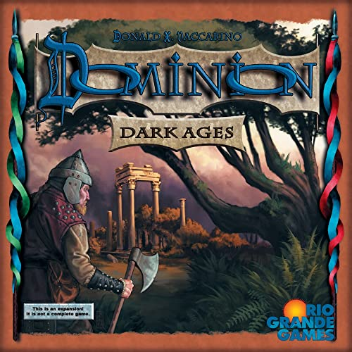 Dominion foncé ages - RGG481 - version anglaise