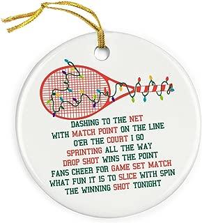 Best tennis christmas ornaments Reviews