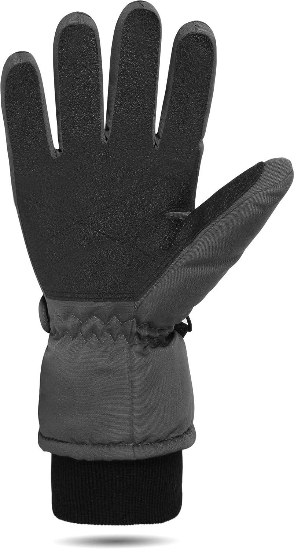 normani Winterhandschuhe 3M Thinsulate F/ütterung wasserdicht
