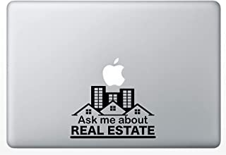 real estate laptop skins