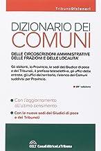 Permalink to Dizionario dei comuni, delle circoscrizioni amministrative, delle frazioni e delle località PDF