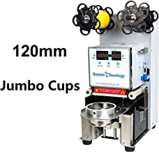 120mm JUMBO Cup Sealer Machine