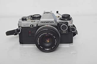 Olympus OM-G 35mm Film Camera And 50mm f/1.8 Lens