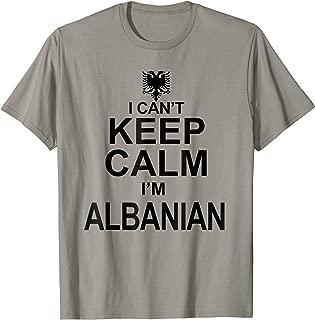 Albania ALBANIAN Shqipe Kuq e Zi Kosova KEEP CALM