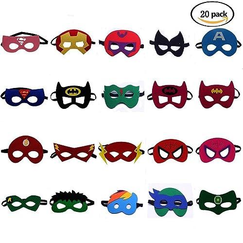 Superhero Masks Amazon Co Uk