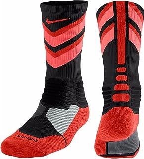 Nike Hyper Elite Chase Basketball Crew Socks Unisex