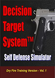 Sponsored Ad - Decision Target System - Concealed Carry Simulator – Dry Fire Version - Scenario Based Firearms Training