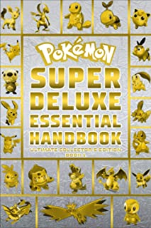 Super Deluxe Essential Handbook Ultimate Collector's Edition Pokémón: 2021 Book 1