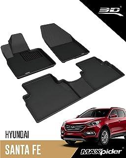 Suchergebnis Auf Für Hyundai Santa Fe Matten Teppiche Autozubehör Auto Motorrad