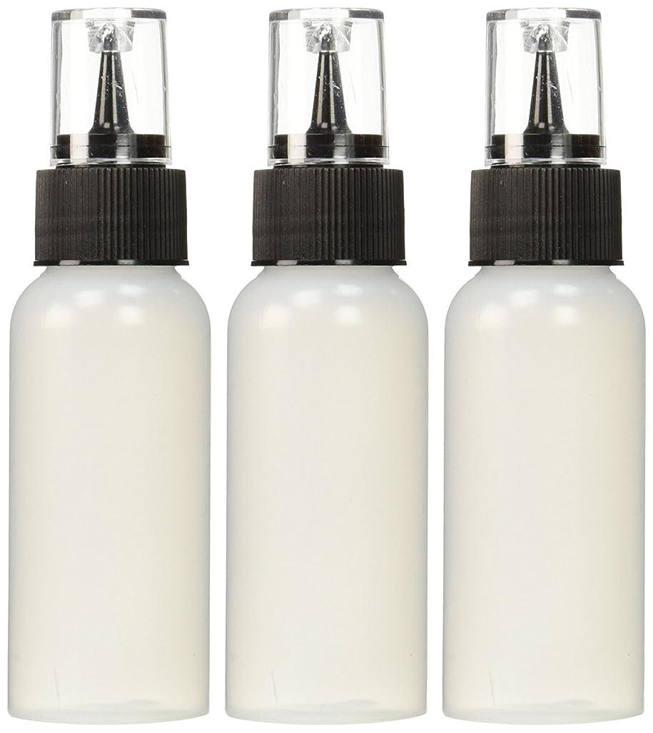 描くあいにく保証金Deco Art 空のスクイーズライターボトル 6個パック 2オンス ホワイト 60374230E