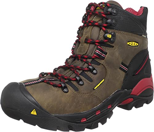 Keen Utility Men's Pittsburgh Steel Toe Work démarrage