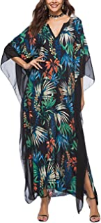 Best long sleeve kaftan dresses Reviews