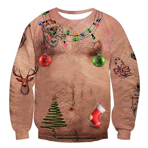 Sweater Ugly Ugly Ugly Christmas Sweater Christmas Christmas CBodrex