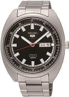 SEIKO 5 'Turtle' Sports 100M Watch Black Dial SRPB19K1