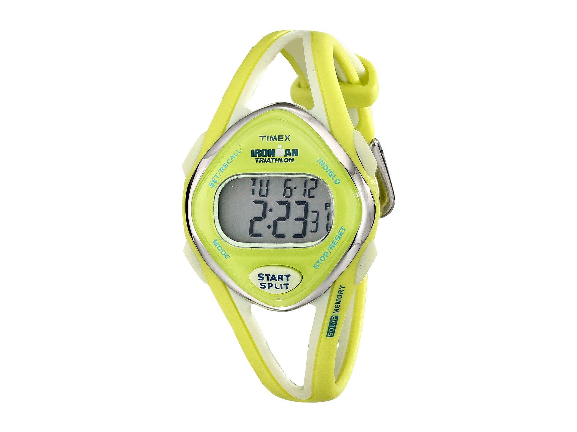 Reloj para Mujer Timex Ironman® Mid Size Sleek 50-Lap Digital Watch  + Timex en VeoyCompro.net