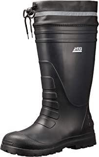 [ヘイギ] 長靴 【新モデル】 軽量レインブーツ カバー付長靴 インソール入り CM-0107 メンズ