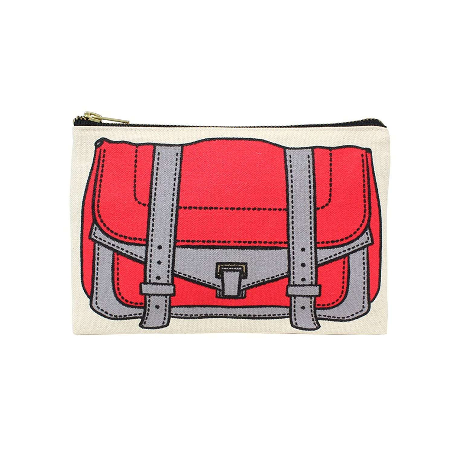 従来の乱れりんご(マイアザーバッグ)My Other Bag ポーチ マルチケース B04-10 (並行輸入品)