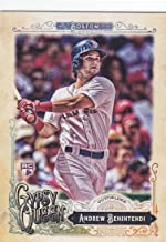 2017 TOPPS GYPSY QUEEN ANDREW BENINTENDI RC ROOKIE RED SOX